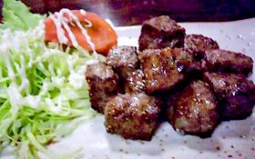 牛肉コロコロステーキ